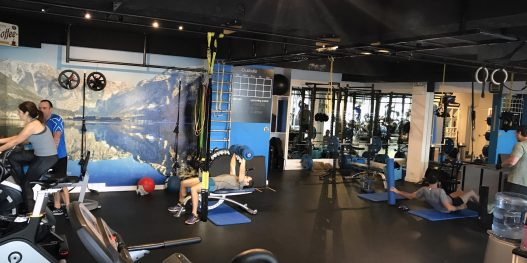 Personal Training O2 Studio
