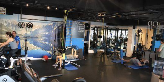Personal Training O2 Studio